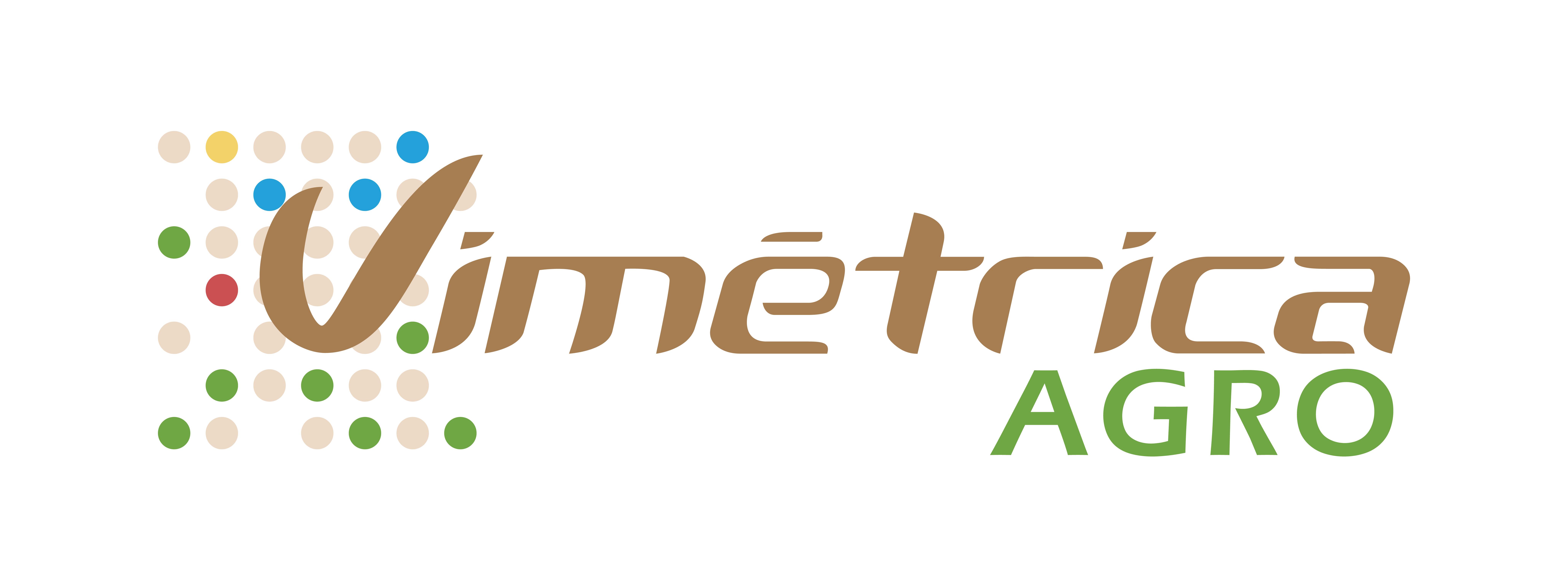 Logotipo Vimétrica Agro